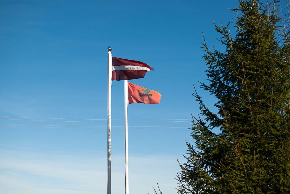 Mežstrāde Latvijā